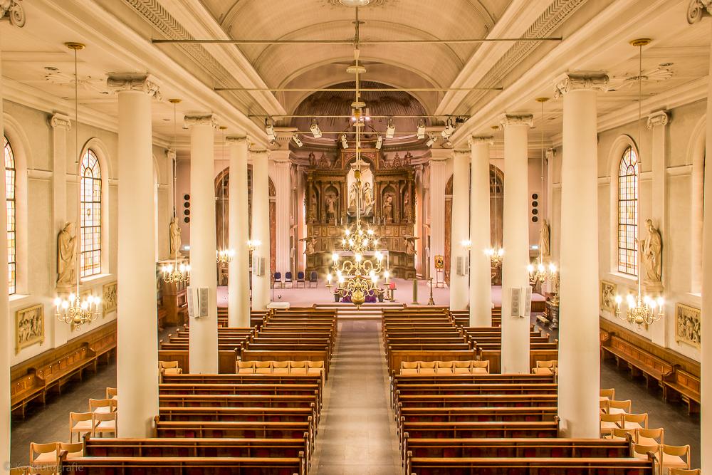 ST Franciscus Xaverius kerk Amersfoort Bedrijfsuitje Personeelsuitje